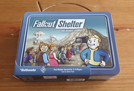 Fallout Shelter: The Board Game Review