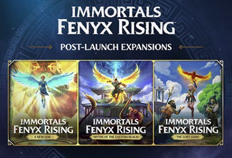 Immortals Fenyx Rising post-launch plans detailed