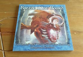 Loke Battle Mat Board - Dungeon and Grassland Review