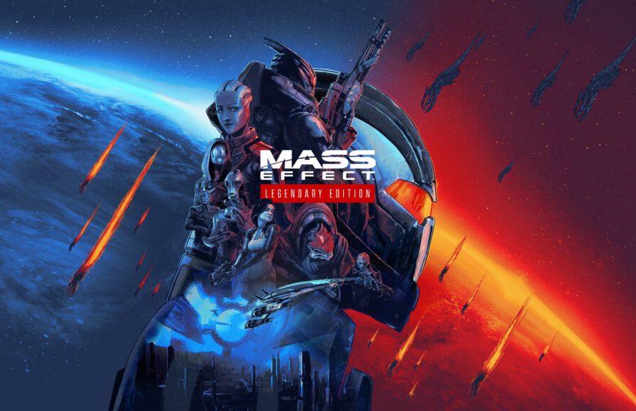 Mass Effect Legendary Edition Announced By BioWare