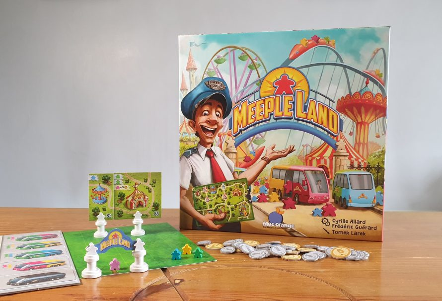 Meeple Land Review – Full of Amusement?