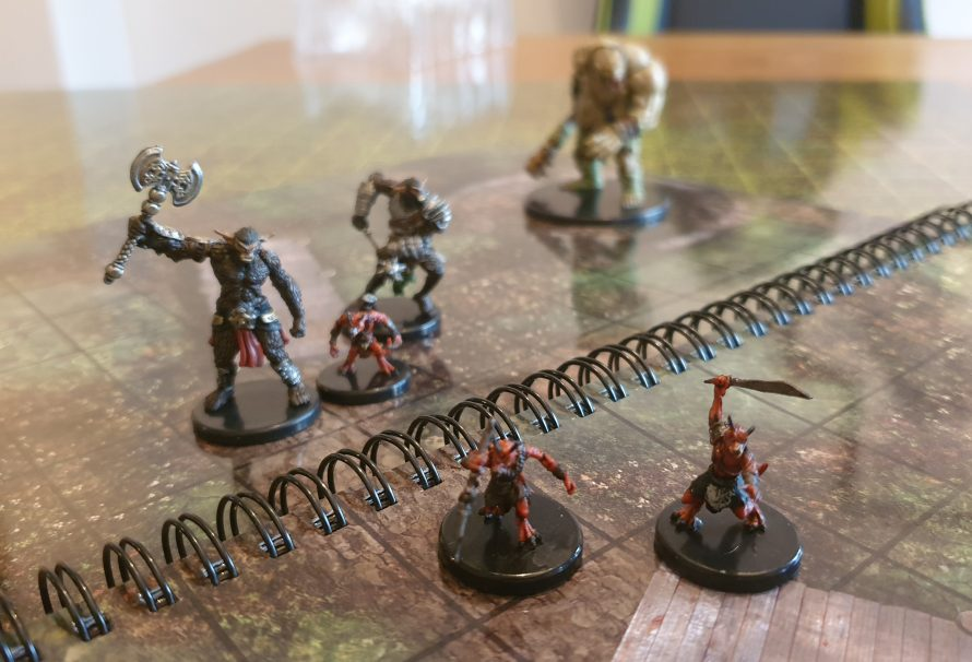 D&D Monster Pack: Cave Defenders Set Review