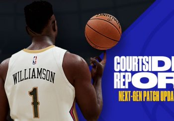 First Next-Gen NBA 2K21 Update Patch Released