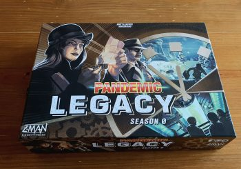 Pandemic Legacy Season 0 Review