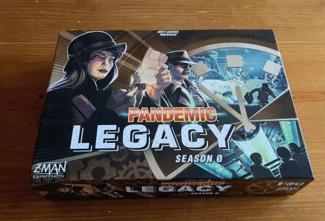 Pandemic Legacy Season 0 Review