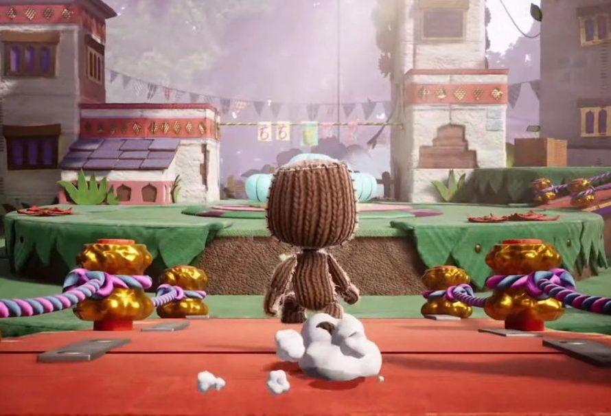 Sackboy: A Big Adventure launch trailer released