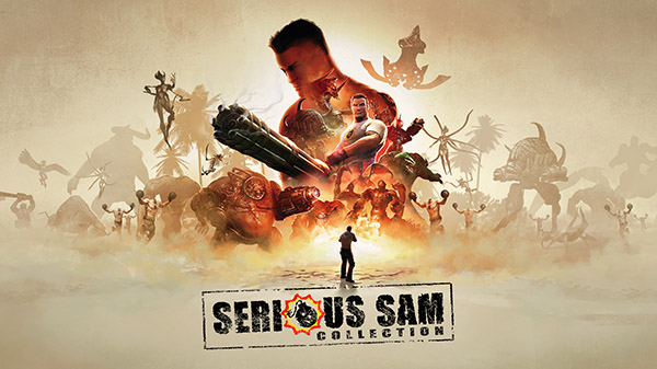 Serious Sam Collection coming to Switch next week