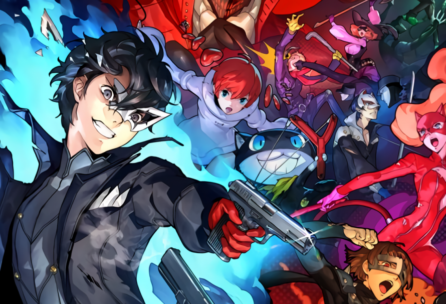 Rumor: Persona 5 Scramble: The Phantom Strikers is Getting an English Release