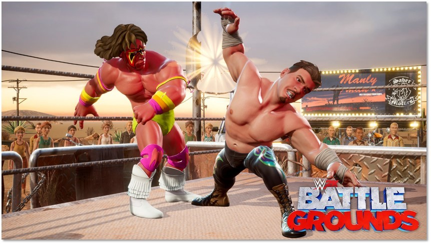 New Roster Update Announced For WWE 2K Battlegrounds