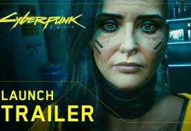 Cyberpunk 2077 launch trailer released