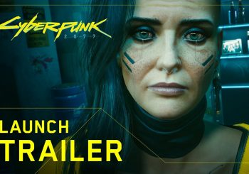 Cyberpunk 2077 launch trailer released