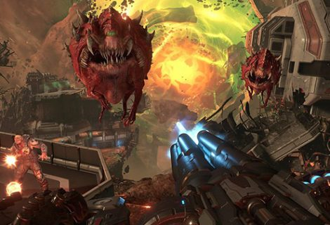 DOOM Eternal now available on Switch