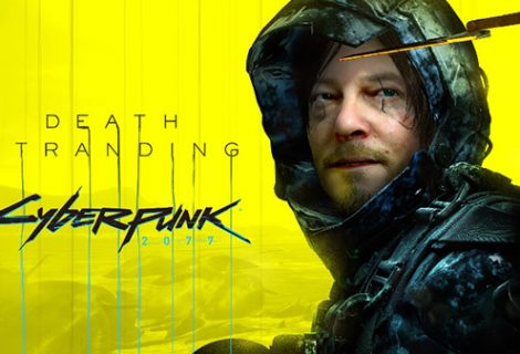 Death Stranding for PC gets Cyberpunk 2077 crossover content