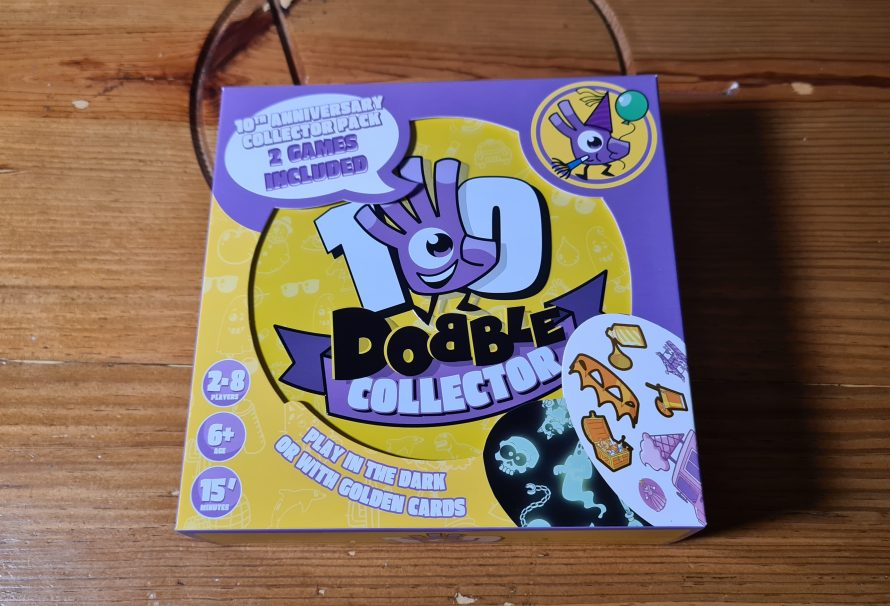 Dobble 10th Anniversary Collector Edition Review