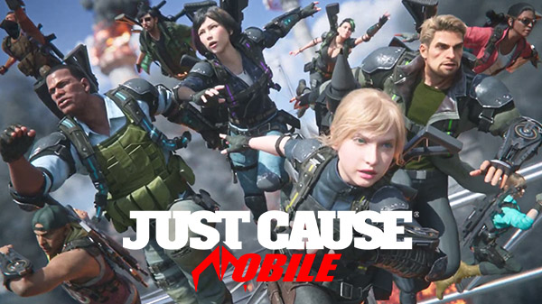 Just Cause: Mobile Game Has Been Announced