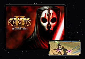 Star War Knights of the Old Republic II coming to iOS and Android on December 18