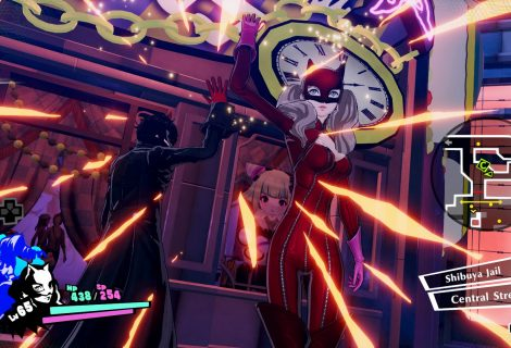 Persona 5 Strikers coming to North America on February 23, 2021