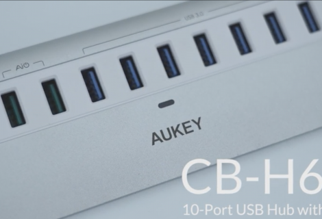 Aukey CB-H6S Review