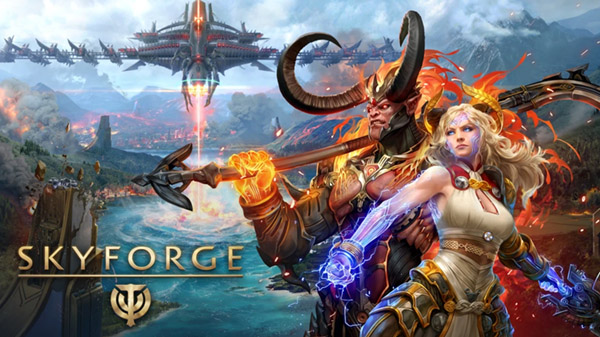 Skyforge coming to Switch on February 4, 2021
