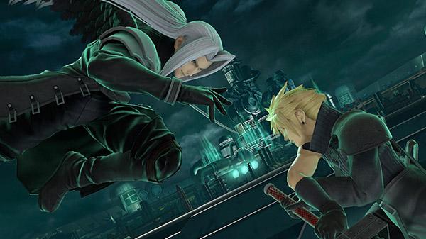 Super Smash Bros. Ultimate version 10.1.0 update gets Sephiroth DLC