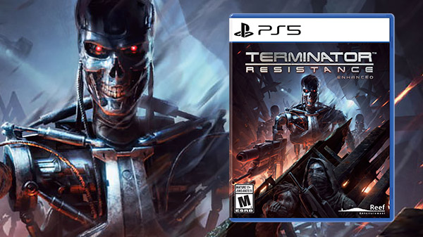 Terminator: Resistance Enhanced coming to PS5 in 2021