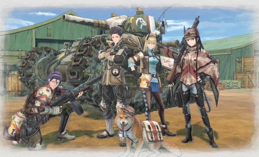 Valkyria Chronicles 4 Complete Edition coming to Stadia on December 8