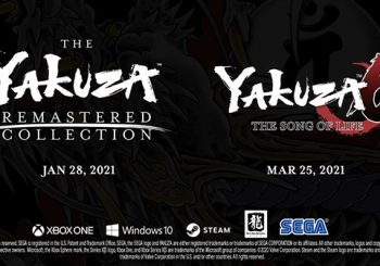 The Yakuza Remastered Collection coming to Xbox One and PC next month