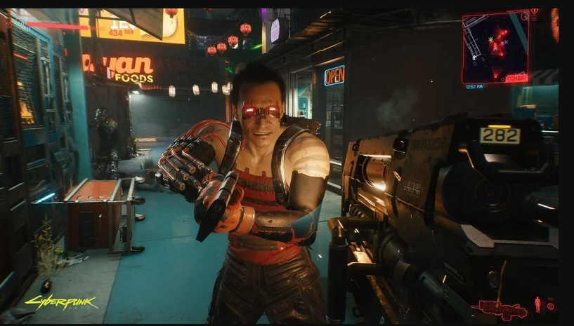 Most Disappointing Game of 2020 – Cyberpunk 2077