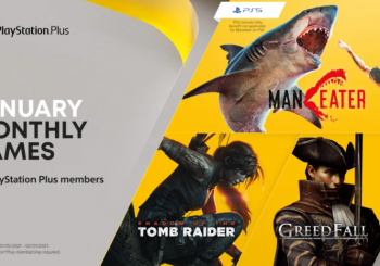 Free PlayStation Plus January 2021 Games Revealed