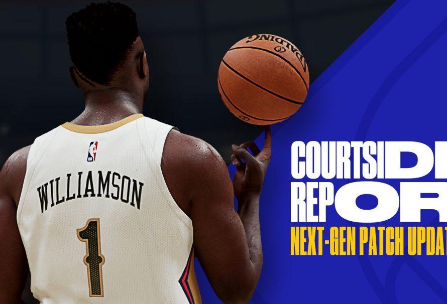NBA 2K21 Next Gen Update Patch 3 Released