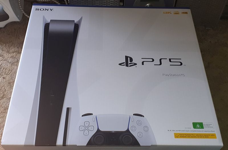 No PS5 Stock To Be Available In Australia And NZ Until 2021