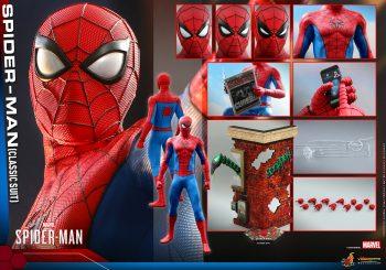 New Marvel's Spider-Man Hot Toys Figure Revealed