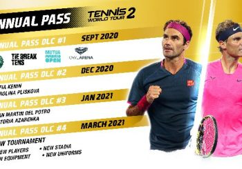 Tennis World Tour 2 Serving Up For PS5 And Xbox Series X/S Next Year