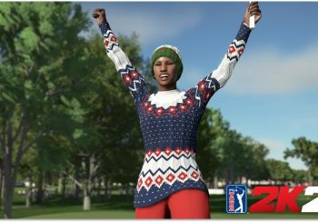 New Course And Holiday Items Added To PGA Tour 2K21