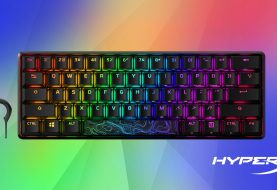 HyperX Reveals New Products at CES 2021; Includes 60 Percent Keyboard and More