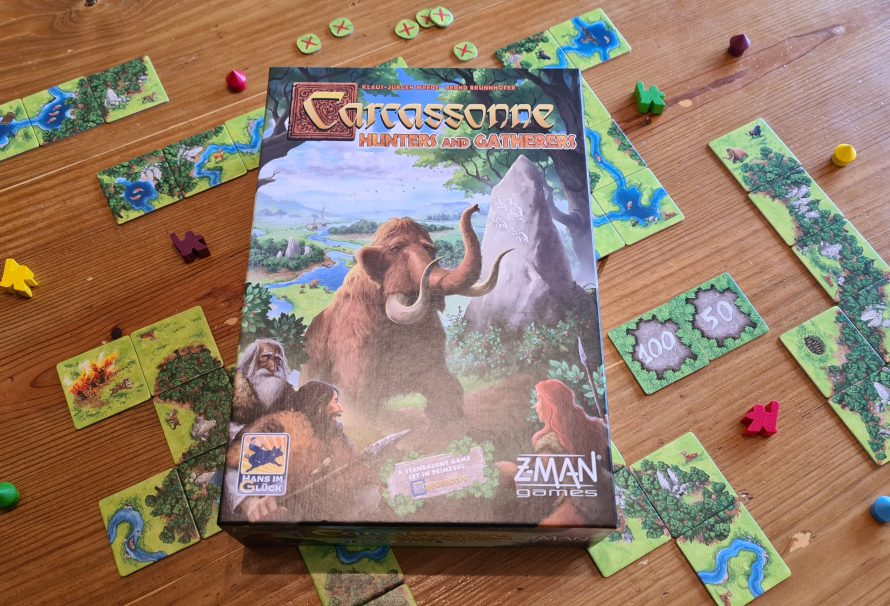 Carcassonne Hunters and Gatherers Review