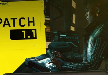 Cyberpunk 2077 Patch 1.1 now live