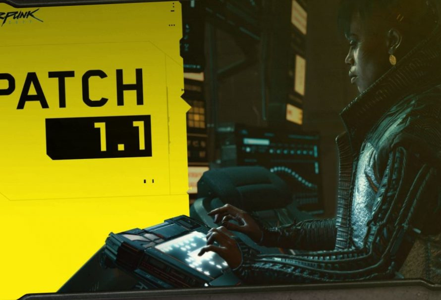 Cyberpunk 2077 Patch 1.1 now live