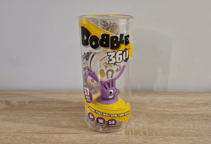Dobble 360 Review