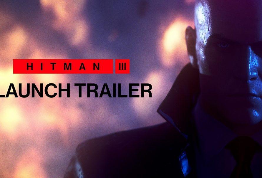 Hitman 3 launch trailer released