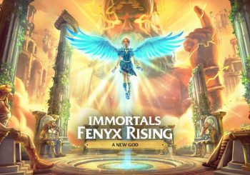 Immortals Fenyx Rising 'A New God' DLC now available