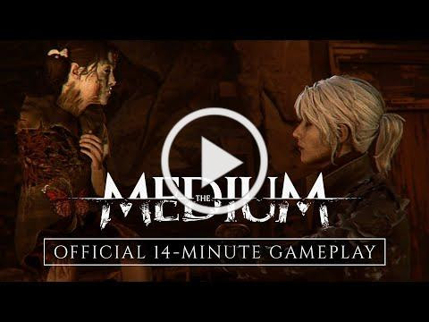 The Medium gameplay video gives an idea of the horrors that await