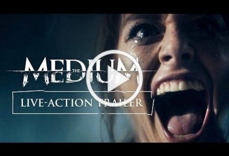 The Medium live-action trailer released