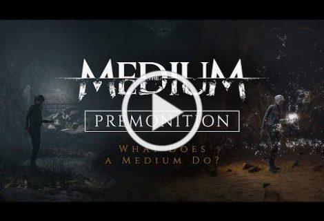 The Medium latest trailer explains 'What does a Medium do?'