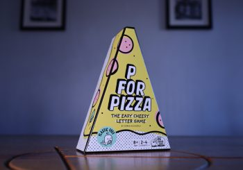 P For Pizza Review - A For Awesome