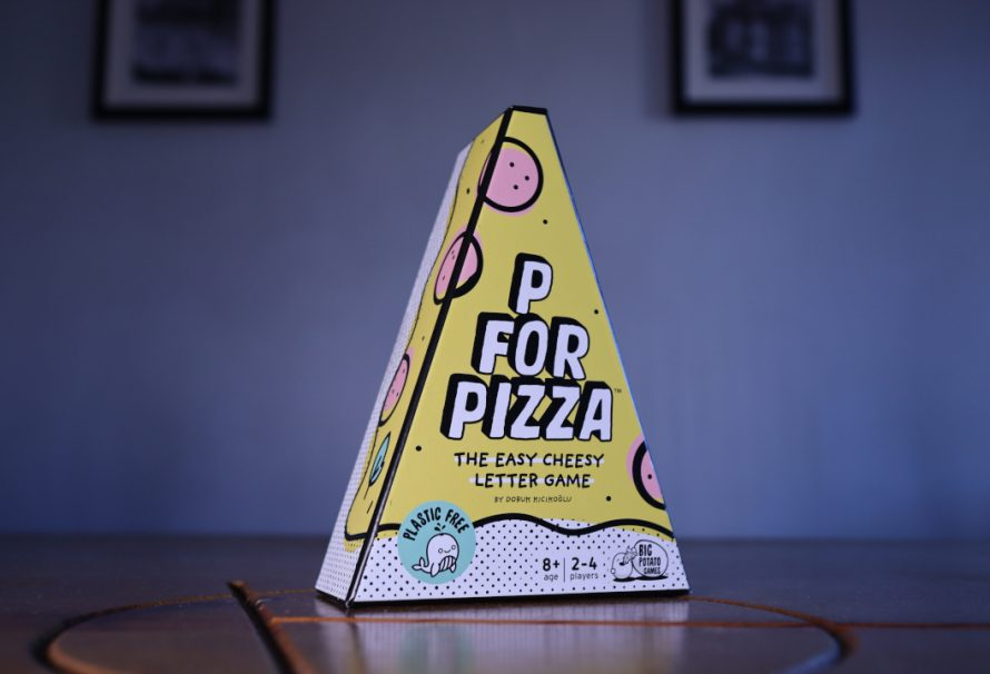 P For Pizza Review – A For Awesome