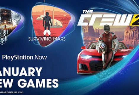 PlayStation Now adds The Crew 2, Surviving Mars, and Frostpunk this January