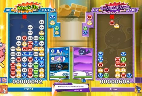 Puyo Puyo Tetris 2 coming to PC via Steam on March 23
