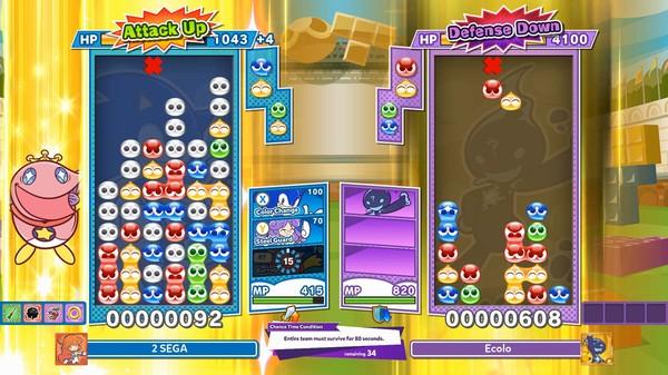 Puyo Puyo Tetris 2 coming to PC via Steam on March 23