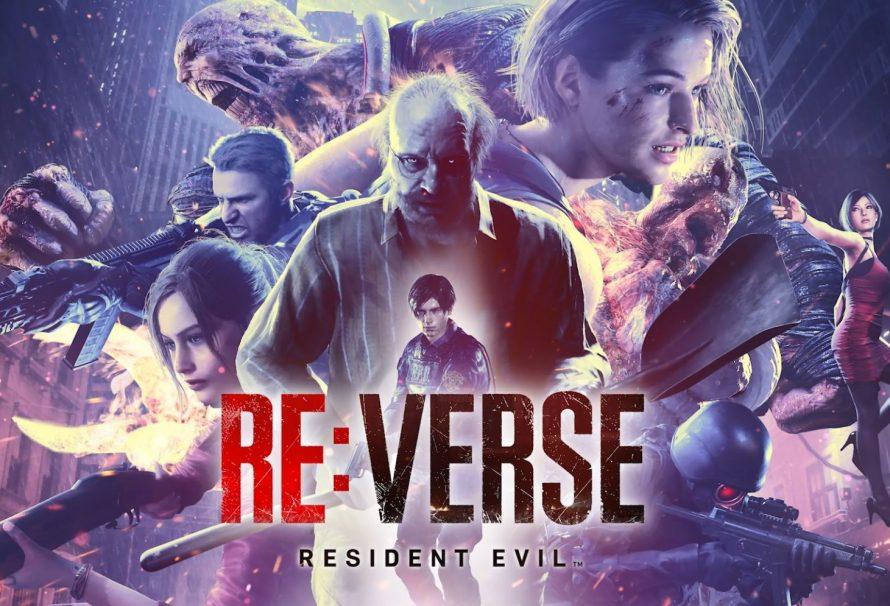 Resident Evil Re:Verse announced